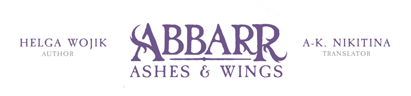 ABBARR: Ashes and Wings